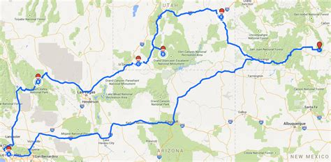how to plan a road trip route with google maps