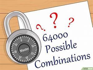 Comment Fermer Un Cadenas A Code 3 Chiffres : comment retrouver le code d 39 un cadenas master lock ~ Dailycaller-alerts.com Idées de Décoration
