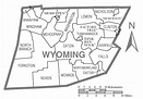 File:Map of Wyoming County, Pennsylvania.png - Wikimedia ...