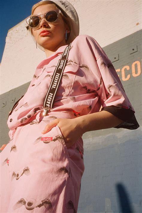 Japans X Girl Links With Californias Girl Skateboard On