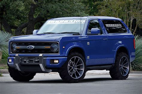 concept  ford bronco cars trucks baby