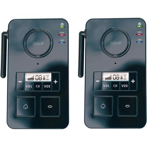 set complet pour interphone classique radio m e modern
