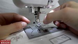 Threading A Brother Cs-6000i Sewing Machine