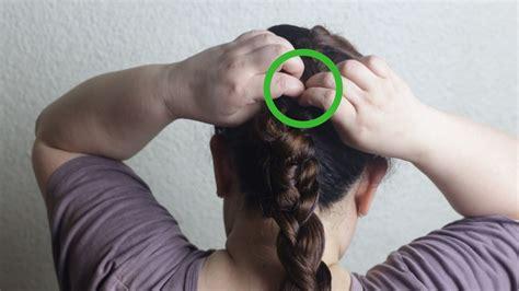 banana hair clip styles 3 ways to use a banana clip wikihow 5757