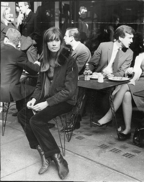 Francoise hardy's flawless french style is off the charts—here's how to make it your own. Tomboy Style: ICON   Françoise Hardy