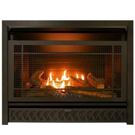 Kerosene Fireplace Insert - procom gas fireplace insert duel fuel technology 26 000