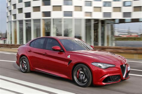 Alfa Romeo Giulia  Uk Specs And Details