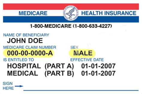 medicare phone number for members what do those letters on your medicare card