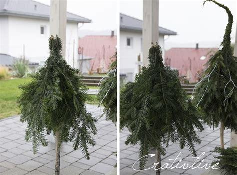 Weihnachtsbaum Aus Zweigen Binden by Vor Einiger Zeit Bin Ich Auf Auf Solche S 252 223 En