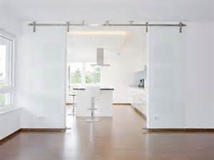 interior sliding barn doors for homes foto cucina con porta scorrevole in vetro di rossella