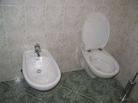 Bidet Italy - toilet matters page of roger j wendell