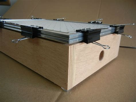 how to make a vacuum forming box 12 quot x 18 quot vacuum former forming thermoform plastic