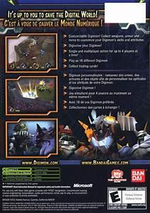 Digimon World 4 Box Shot For Xbox Gamefaqs