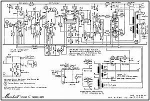 Marshall  U2013 Diagramasde Com  U2013 Diagramas Electronicos Y