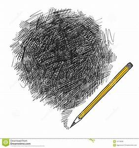 Pencil background stock vector. Image of abstract, college ...