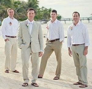 Mens beach wedding attire ideas | The Best Wedding Info For You | Lou Outfit Ideas | Pinterest