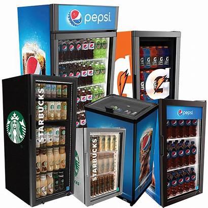 Refrigerator Refrigeration Idw Pop Pepsi Displays Commercial