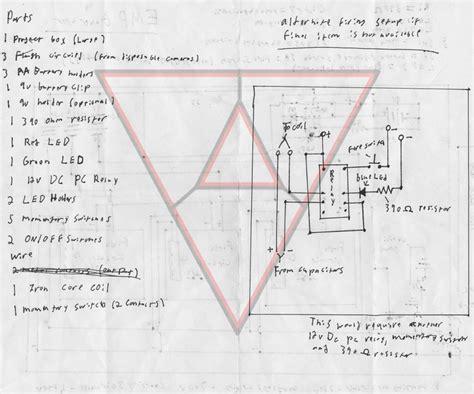 Emp Generator Schematic Education Electronics Circuit