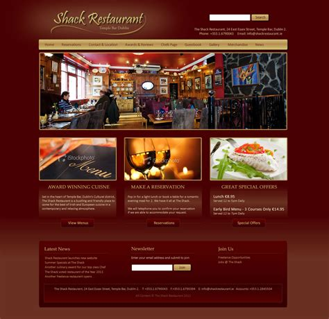 cuisine site image gallery websites