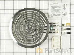 Ge Wb30x354 - Tilt-lock Hinge-mounted Surface Burner