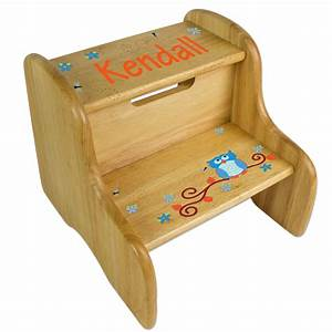 Personalized, Step, Stool