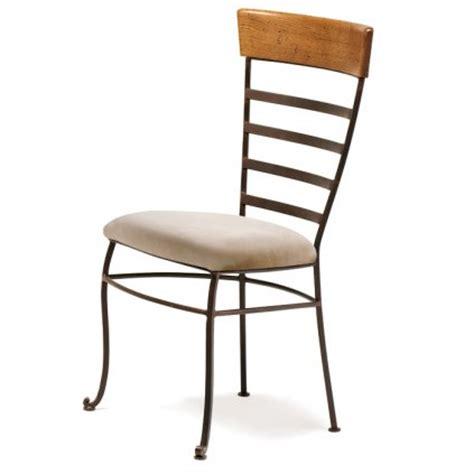 chaises fer forg mobilier de jardin chaise sige banc banquette en fer forg