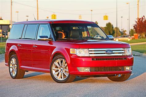 stock  ford flex limited  ecoboost  mile drag