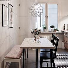 Love The Light Fixture And Seating Styles How To Style A