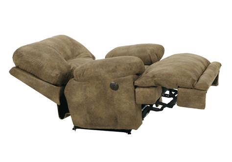 voyager lay flat power recliner