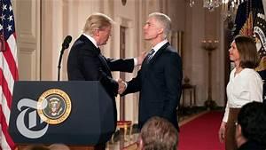 President Trump Announces Supreme Court Pick   The New ...
