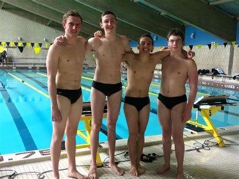 Boys Swimming: Tight One Between Amity and Xavier – Orange Live