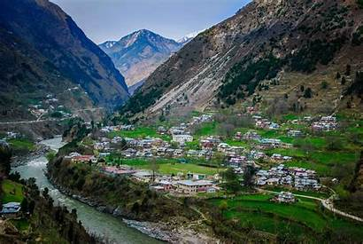 Kashmir Pakistan Valley Neelum Azad