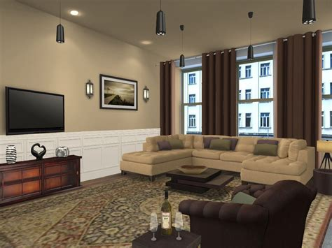 Beige Paint Colors For Living Room  Home Combo