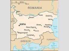 Sofia Map Locator