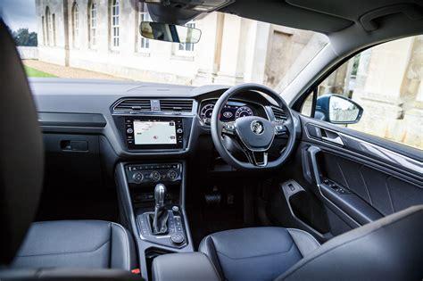 volkswagen tiguan 2018 interior 2018 volkswagen tiguan allspace 2 0 bitdi review
