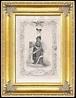 Antique prints | Portrait of John of Lancaster, Duke of ...
