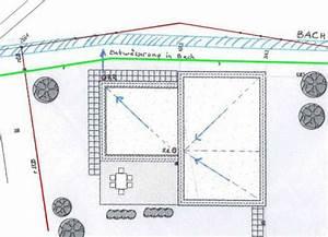 Entwässerung Grundstück Regenwasser : regenwasser entw sserung in bach baurechtforum auf ~ Buech-reservation.com Haus und Dekorationen