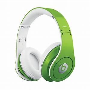 Top Beats Studio by Dre Headphones Green Discount Online ...