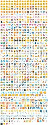 emoji android to iphone all android emoji tech icons emoji