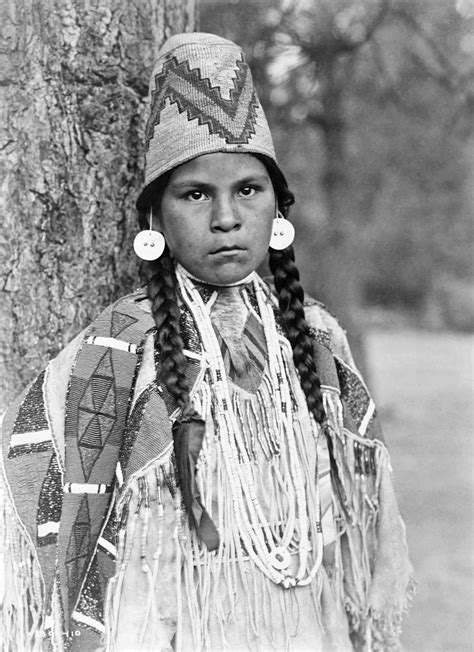 History In Photos Edward S Curtis  Indians Of The Northwest