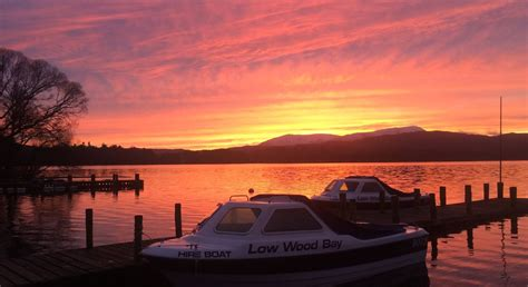 Fishing Boat Hire In The Lake District by Boat Hire Windermere Lake District Low Wood Bay