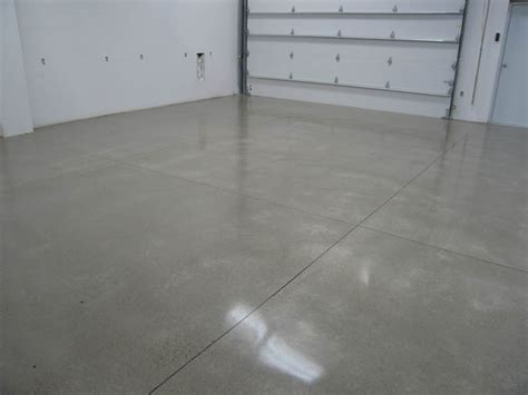 Concrete Floor Garage by Pristine Concrete Arroyo Grande Ca Polished Concrete