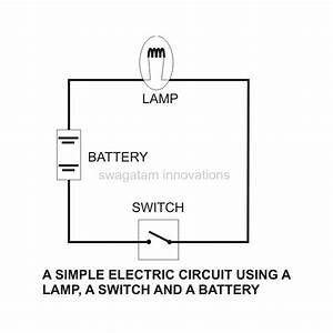 Simple Light Bulb Diagram