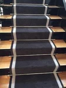 Tapis Escalier Saint Maclou : le tapis pour escalier en 52 photos inspirantes tapis pour escaliers escaliers en bois et ~ Nature-et-papiers.com Idées de Décoration