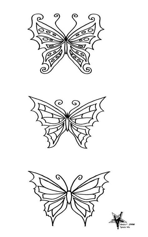 tattoo flash  butterflies images  pinterest