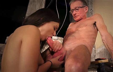 Gorgeous Anina Silk And Horny Grandpa With Big Nad Hard