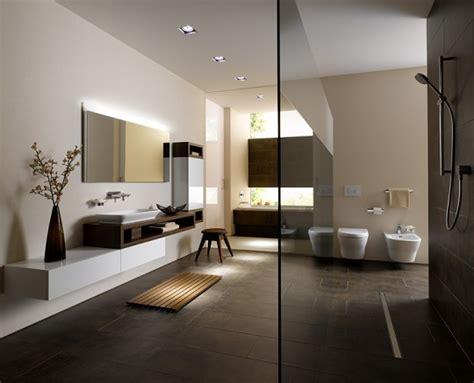 Moderne Badezimmer Mit Minimalistischem Design