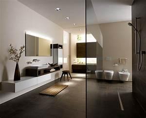 Bilder Moderne Badezimmer : moderne badezimmer mit minimalistischem design toto ~ Sanjose-hotels-ca.com Haus und Dekorationen