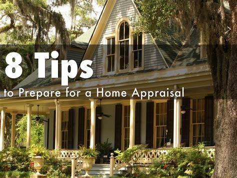 """8 Tips To Prepare For A Home Appraisal""  A Haiku Deck"