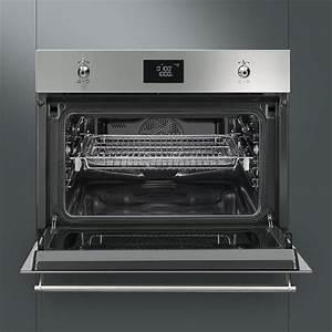 Four Multifonction Vapeur : four multifonction combin vapeur smeg sf4390mcx acier ~ Premium-room.com Idées de Décoration